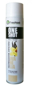 Neutralizator zapachów ONE SHOT WANILIA 600ml